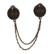 Fashionable brooch from Hong Kong SAR