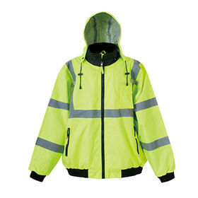 Safety winter jacket from China (mainland)
