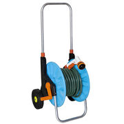 Hose Reel with Quick Connector, Convenient to Use, Measures 64 x 52.5 x 39.5cm