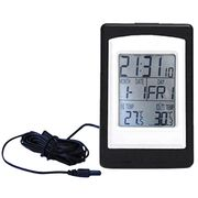 Wired Digital Indoor and Outdoor Thermo-hygrometer