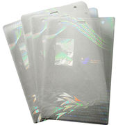 Hologram laminating pouches from China (mainland)