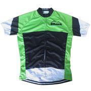 Customized Cycling Short-sleeved Shirts Bib from China (mainland)