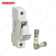 1P DC fuse holder from China (mainland)