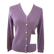China Women's Cardigan Sweater