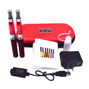 E cigarette double starter kit from China (mainland)
