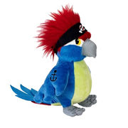 Plush wild parrot prince toys from China (mainland)