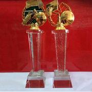 Sport Crystal Trophy Manufacturer