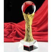 Soccer Crystal Trophy Manufacturer