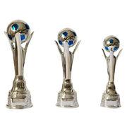 Soccer plastic trophy Manufacturer