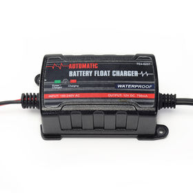 0.75A motorboat battery charger