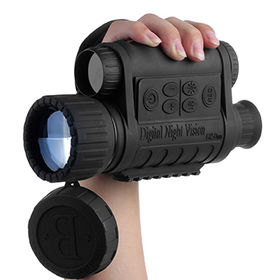 6x50 Digital IR Monucular Night Vision Cameras from China (mainland)