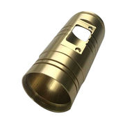 CNC machining brass tube from Hong Kong SAR