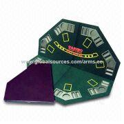 2 In 1 Poker Table Top Folds Into 4 Parts