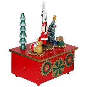 2015 Kid's Wooden Music Boxes Manufacturer