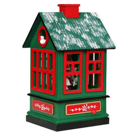 Christmas gift design music box from China (mainland)