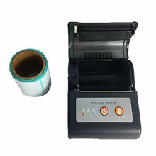 Bluetooth direct thermal barcode printer from China (mainland)