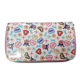 PVC Clear Travel Cosmetic Bag from China (mainland)