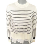 Women's crew neck pullovers from China (mainland)