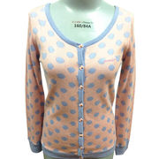 Women's cardigans from China (mainland)