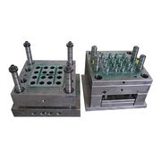 Plastic Mould 16 Cavities Injection Mould Coupler from China (mainland)