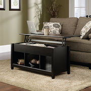 China Home Furniture Black Lift Top Coffee Table