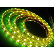 5050 yellow flexible LED strip light from China (mainland)