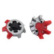 Red/Grey Golf Soft Spikes Manufacturer