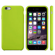 Silicone case for iPhone 6 from China (mainland)