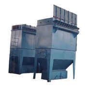 Air box pulse bag house dust collector (high filter rate)