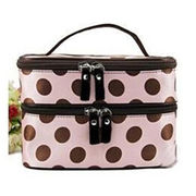 Wholesale Trendy New Polyester Cosmetic Bag Women Travel Dot, Trendy New Polyester Cosmetic Bag Women Travel Dot Wholesalers