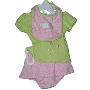 Baby clothing set from China (mainland)