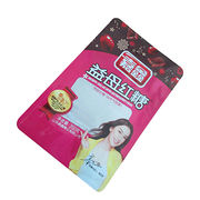 food packaging plastic zip bag from China (mainland)