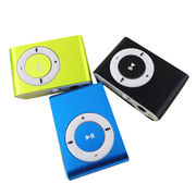Mini Portable MP3 Player from China (mainland)