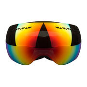 Ski Goggles, With Double Layer Anti-fog and UV400 lens, Big Frame And Ventilation Holes On Lens