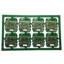 Immersion Gold 4-layer FR4 PCB from China (mainland)