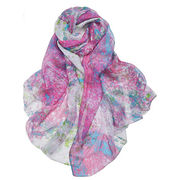 2015 Silk Scarves from China (mainland)
