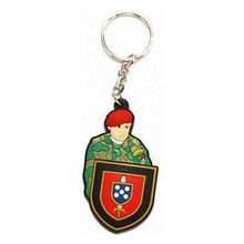 Soft PVC 3D Keychain from China (mainland)