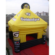 Customs Inflatable Tents from China (mainland)