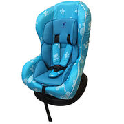 Children's car seats with 5-point safety harness, 3 reclining positions/4 shoulder strap positions