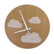Round Wall Decorative Clock from China (mainland)