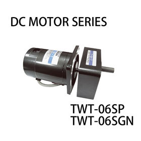 Small DC Geared Motor TWT Compact Gear Reducer Motor