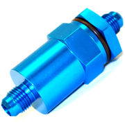 Aluminum Inline Fuel Filter from Hong Kong SAR