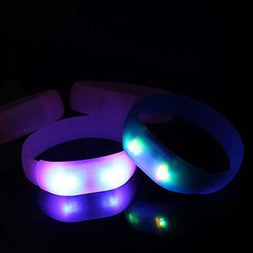China LED motion sensor bracelet