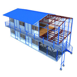 Prefab house from China (mainland)