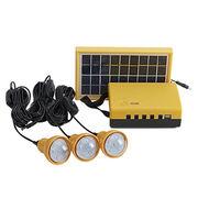 Solar lighting kits from China (mainland)