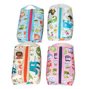 Printed polyester cosmetic bag from China (mainland)