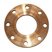 Plate flanges from China (mainland)