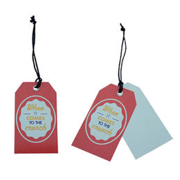 Clothing Hang Tags from China (mainland)