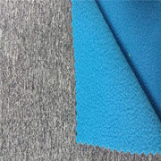 Cationic knitted bonded fleece fabric Manufacturer