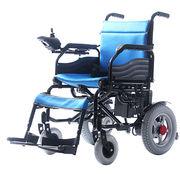 Black electric wheelchair Manufacturer
